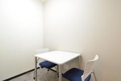 プライバシーを考慮した相談室
